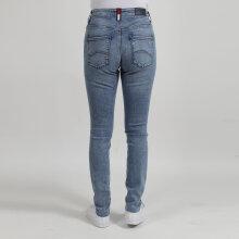 Tommy Jeans - High rise skinny santa DRLBLST