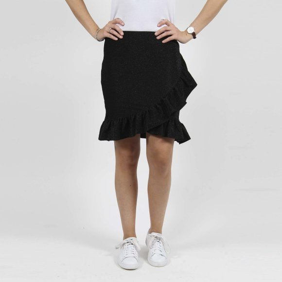 Image of   Pcliza frill skirt