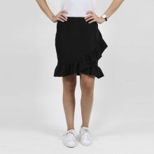 Pieces - Pcliza frill skirt
