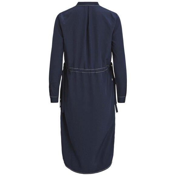 Vila - Visinel l/s shirt dress