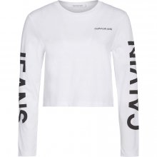 Calvin Klein - INSTITUTIONAL BACK LOGO LS