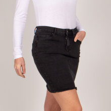 Pieces - Pcaia mw dnm skirt