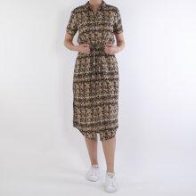 Pieces - Pccecilie ss long dress