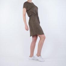 Pieces - Pcbillo ss o-neck dress lurex