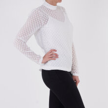 Pieces - Pcdoma ls t-neck top