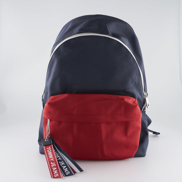 Image of   Tju logo tape backpack