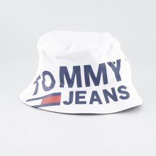 Tommy Jeans Access - Tju logo bucket hat W
