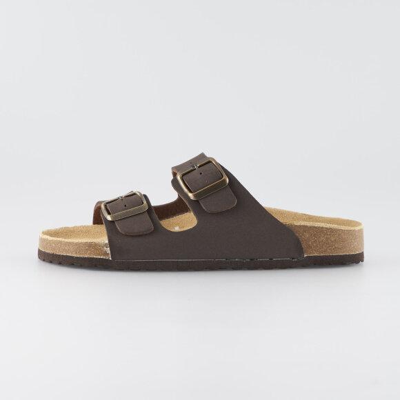 Norr sandal fra black rebel fra kingsqueens.dk