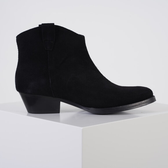 Image of   Psheather suede boot
