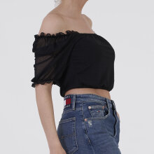Pieces - Pcelina 2/4 cropped top