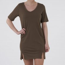 Pieces - Pcebonee 2/4 v-neck dress