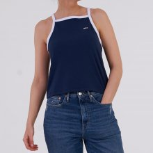 Tommy Jeans - Tjw racer neck top