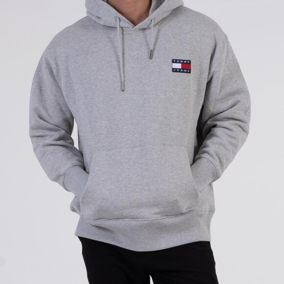 Image of   Tjm tommy badge hoodie