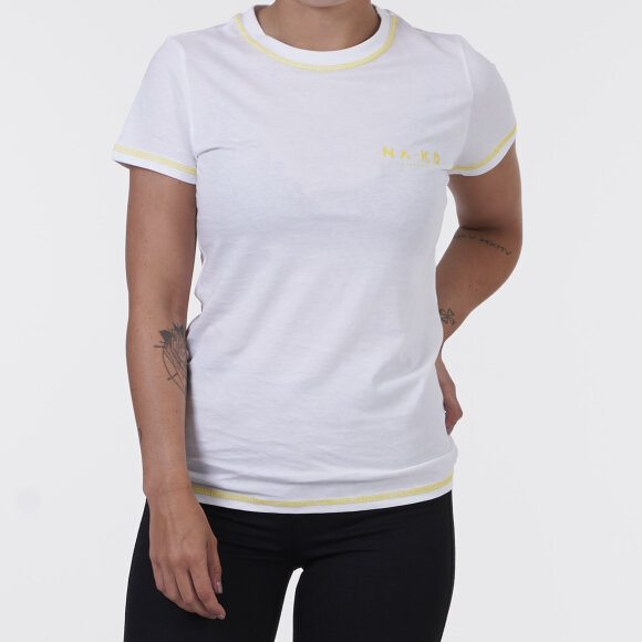 Image of   Logo baby fit t-shirt