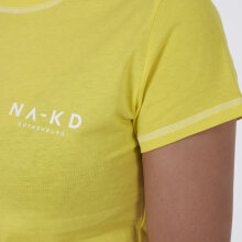 NA-KD - Logo baby fit t-shirt