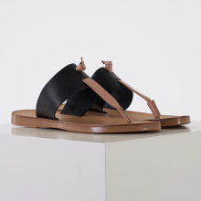 Pieces - pscallie leather sandal