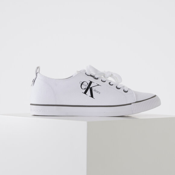 calvin klein shoes – Arnold canvas på kingsqueens.dk