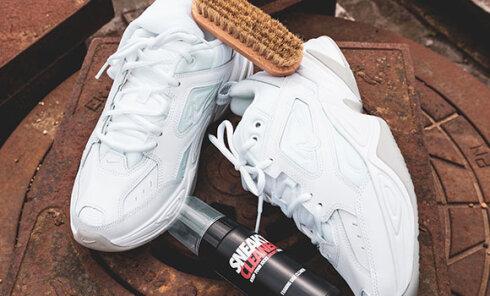 Sådan rengør du hvide sneakers   Samvirke