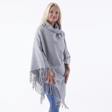 Object - Objmarilyn wool poncho