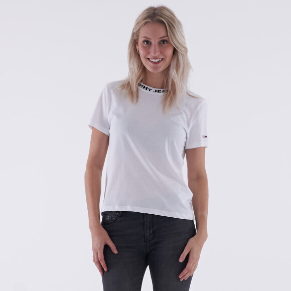 Tommy Jeans - Tjw branded neck tee