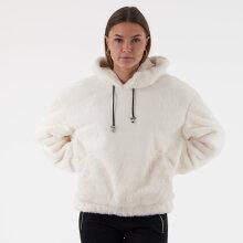 NA-KD - Fake fur oversized hoodie