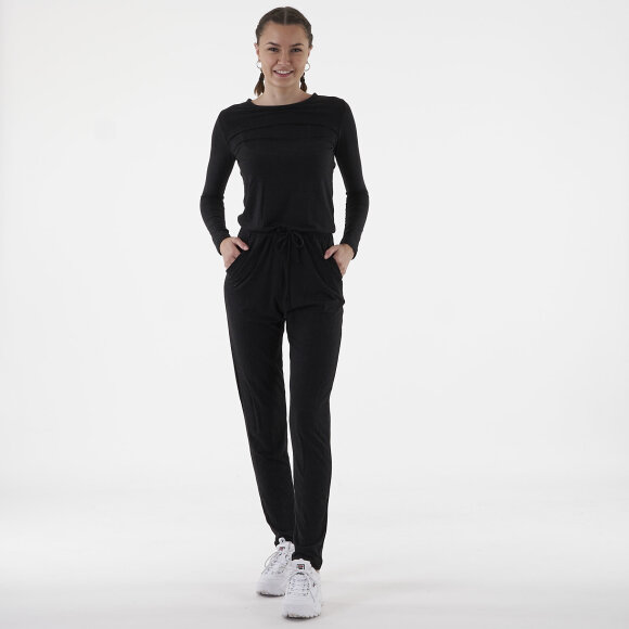 Image of   Amanda wooltouch jumpsuit