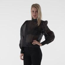 NA-KD - Volume sleeve organza blouse