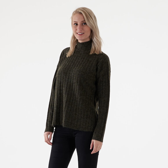 Image of   Pcnew sanni ls wool knit