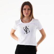 Calvin Klein - Mirrored monogram baby tee