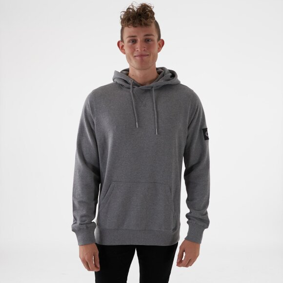 Image of   Monogram sleeve badge hoodie