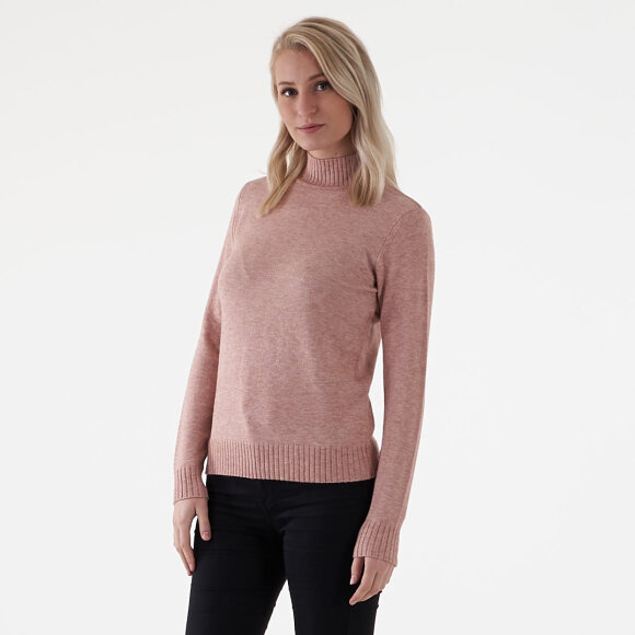 Image of   Viril ls turtleneck knit fav