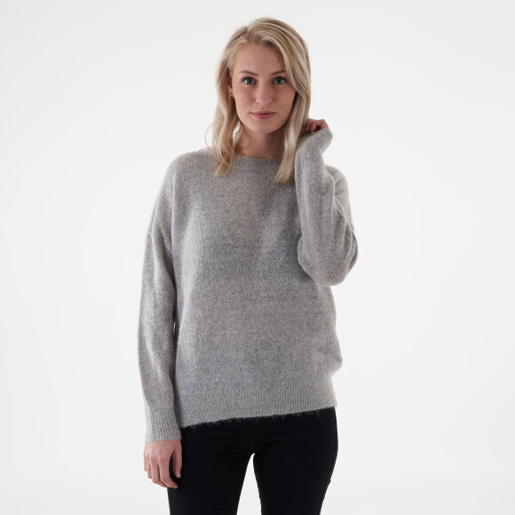 Image of   Femme mohair pullover