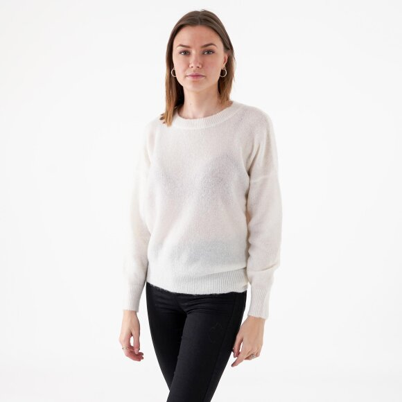 Image of   Femme Mohair O pullover