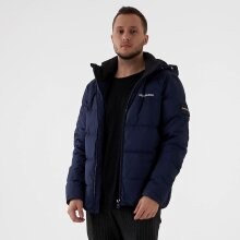 Calvin Klein - Hooded down puffer jacket