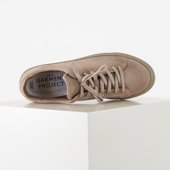 Garment Project - Type - Earth suede