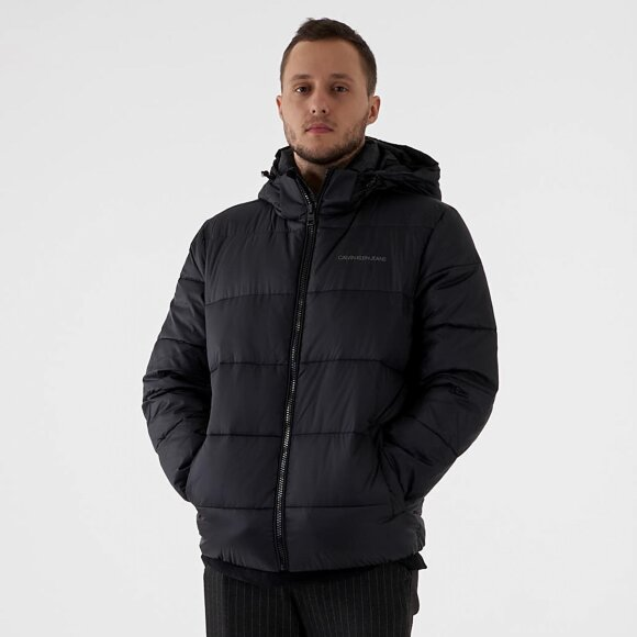 Image of   Monogram padded jacket