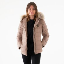 Calvin Klein - Short fitted puffer jacket