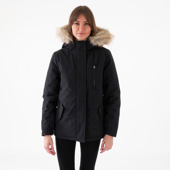 Image of   Mw down short nylon jacket