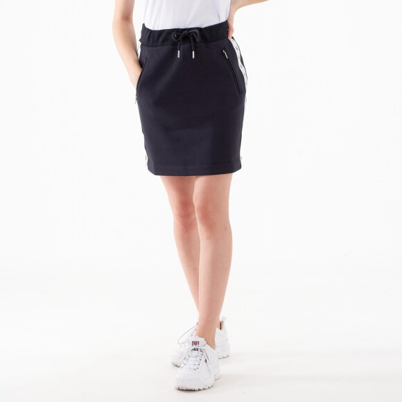 Image of   Monogram tape skirt