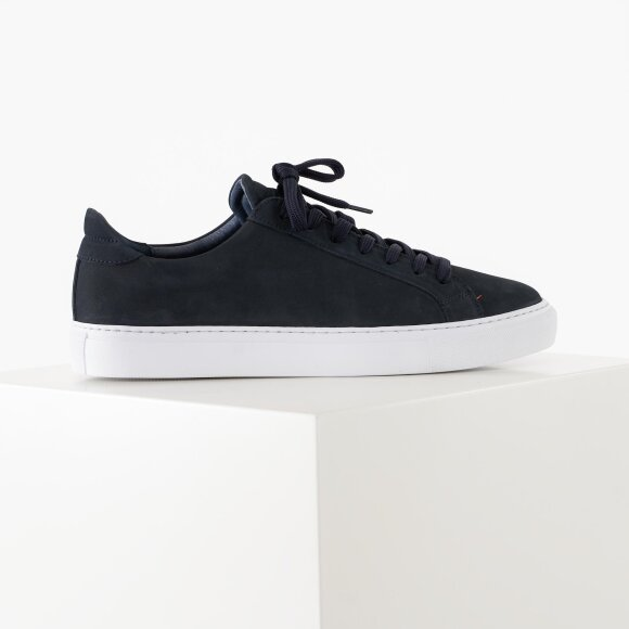 Image of   Type - Navy nubuck