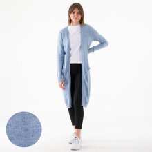 Vila - Viril l/s long cardigan