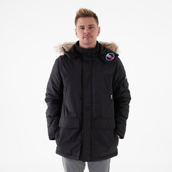 Image of   Tjm tech parka coat*
