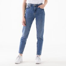 Pieces - Pcleah mom hw jeans
