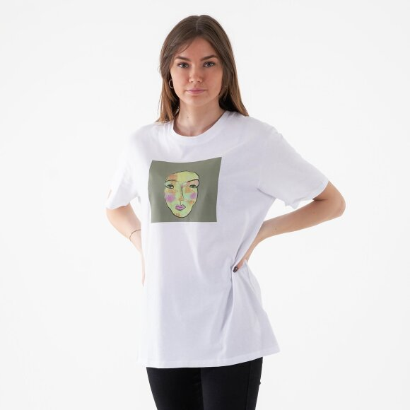 Image of   Art printed unisex tee