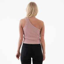 NA-KD - One shoulder ribbed top