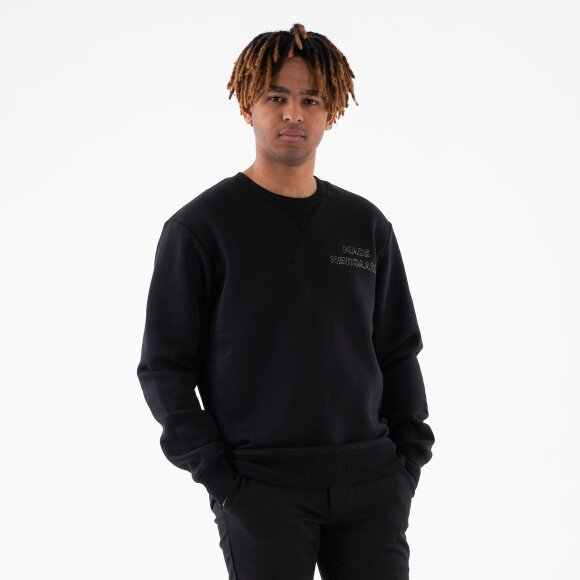 Image of   New standard crewneck emb