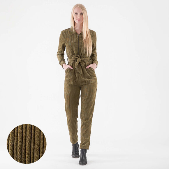 Image of   Objluna l/s jumpsuit