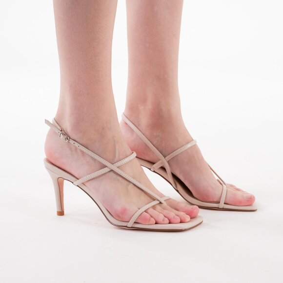 na-kd – Strappy stiletto sandals på kingsqueens.dk