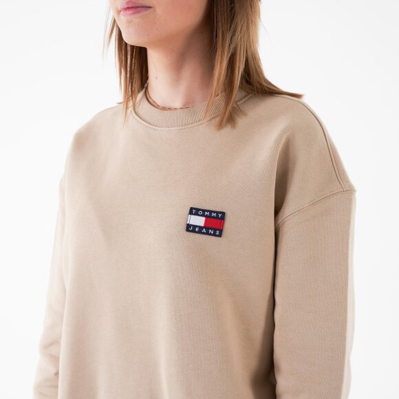 Tommy Jeans - Tjw tommy badge crew