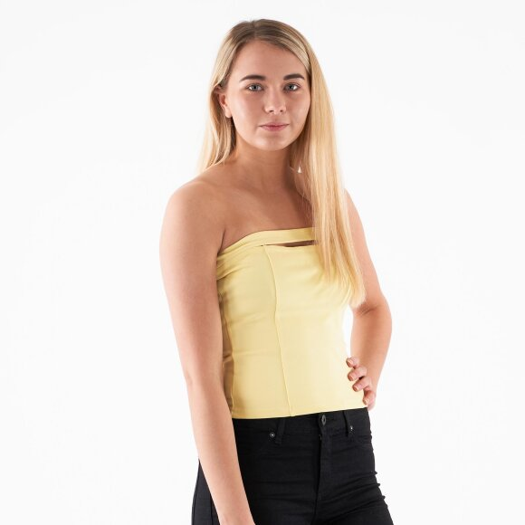 Image of   Cut out bandeau top